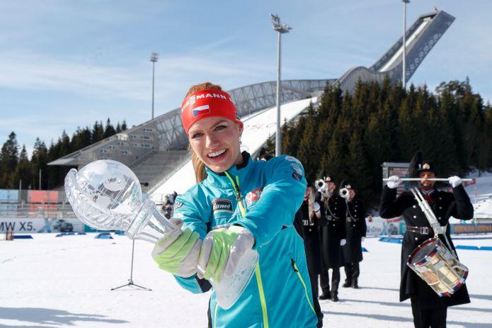 Gabriela Koukalova: 'Sono cambiata, potrei continuare anche dopo il 2018. E a Besseberg non ho stretto la mano perché...'