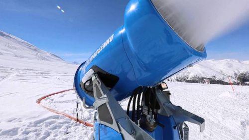 Accordi con Demaclenko per portare la neve in Russia e a Presolana-Monte Pora