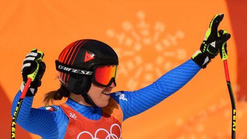 Sofia Goggia nella storia: è oro nella discesa olimpica di Jeongseon!