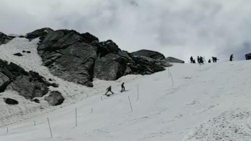 Secondo weekend di sci estivo a Macugnaga sul Monte Moro
