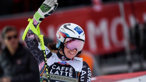 Tina Weirather trionfa nel superG di Crans-Montana, quarta Federica Brignone