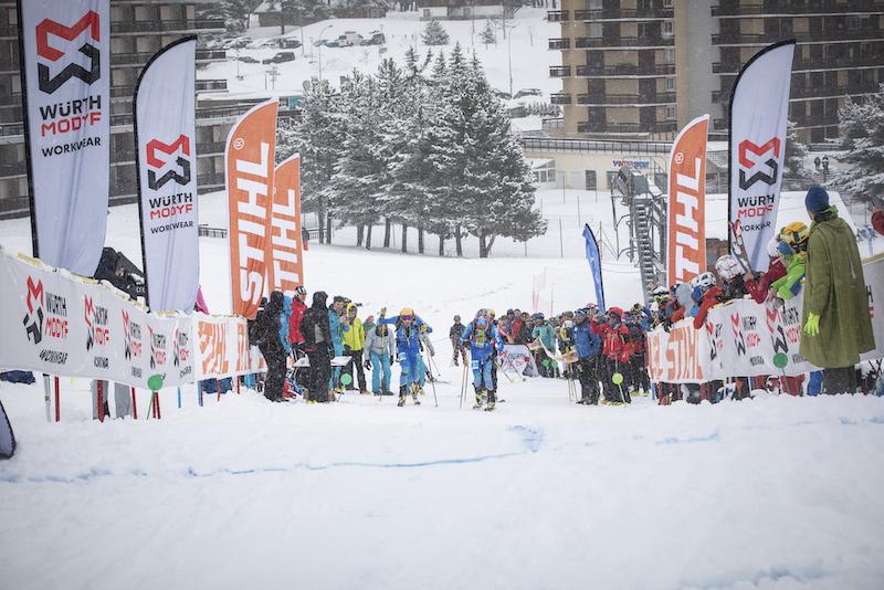 Italia dello sci alpinismo a due facce nella tappa di Coppa del Mondo di Le Devoluy