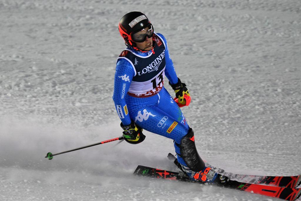 Federica Brignone: 'In slalom non ho potuto attaccare'