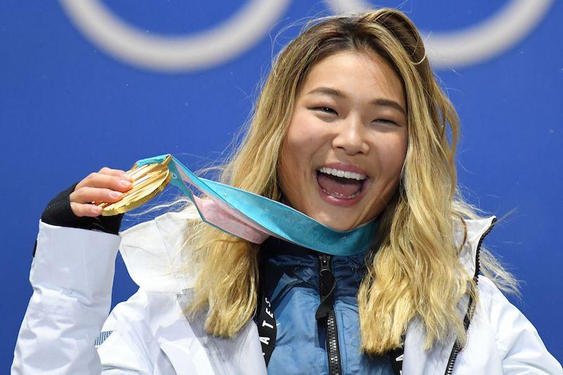 Chloe Kim fa la storia nell'halfpipe femminile dello snowboard, Shaun White pronto a rifarla in quello maschile