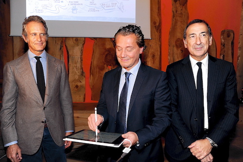 Cortina 2021 si presenta alla Triennale di Milano sognando i Giochi del 2026