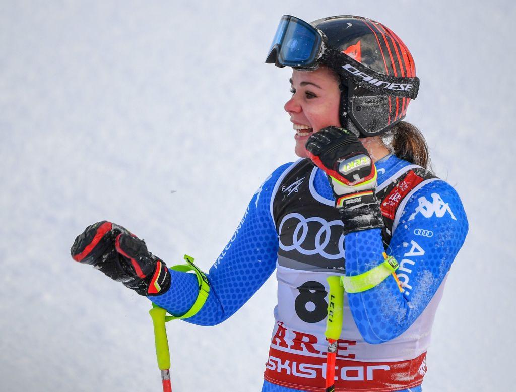 Nicol Delago: 'Sono contenta così' Sofia Goggia: 'Vonn mi ha detto che devo prendere il suo posto'