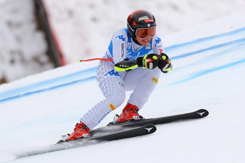 Sette azzurre per le gare di Cortina d'Ampezzo. Le ultimissime su Sofia Goggia