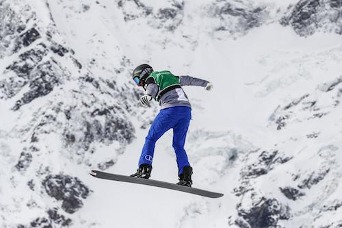 A Solitude Emanuel Perathoner davanti a tutti nelle qualificazioni dello snowboard cross dei Mondiali