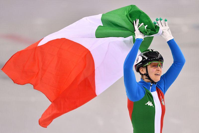 Finalmente Arianna Fontana oro! Suoi i 500 metri dei Giochi di PyeongChang