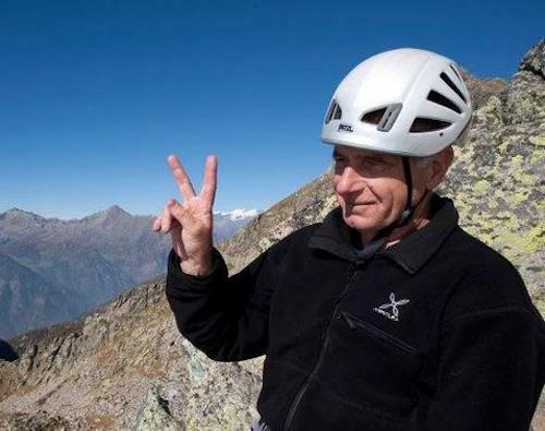Pietro Giglio presidente nazionale delle guide alpine