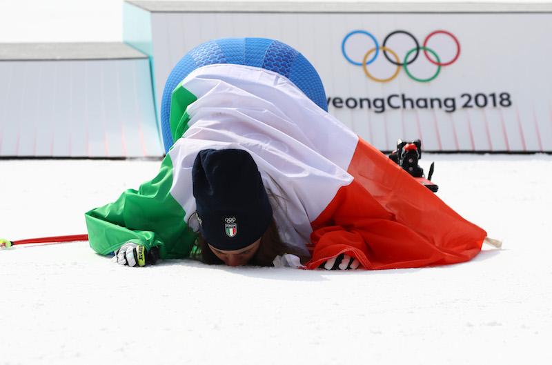 Sofia Goggia: 'Quella bambina che sciava a Foppolo ha realizzato il suo sogno'
