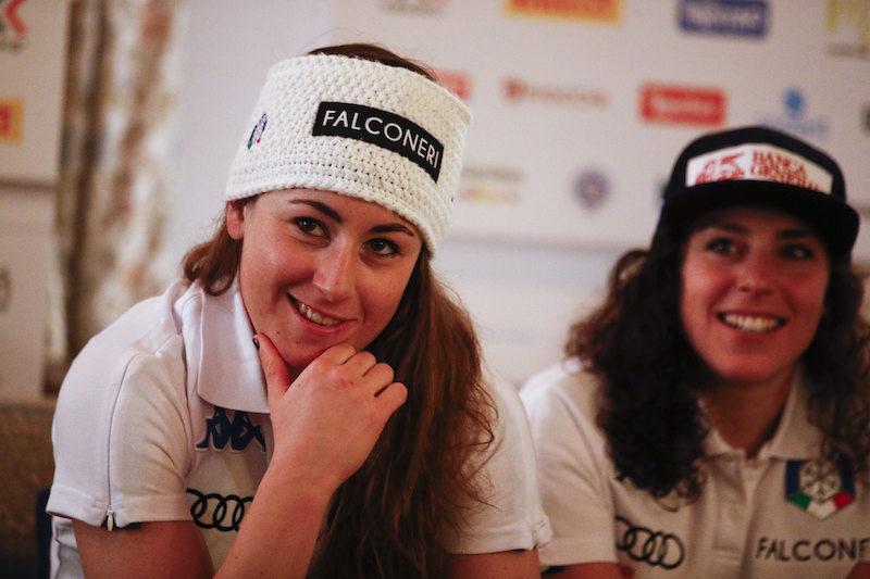 L'Italia per le gare di Coppa del Mondo di Kvitfjell e Rosa Khutor