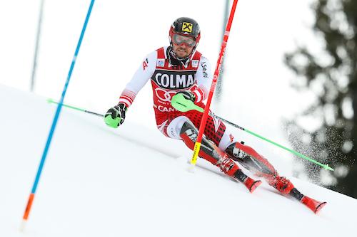Slalom maschile di Zagabria, prima manche LIVE! Lista di partenza e azzurri in gara