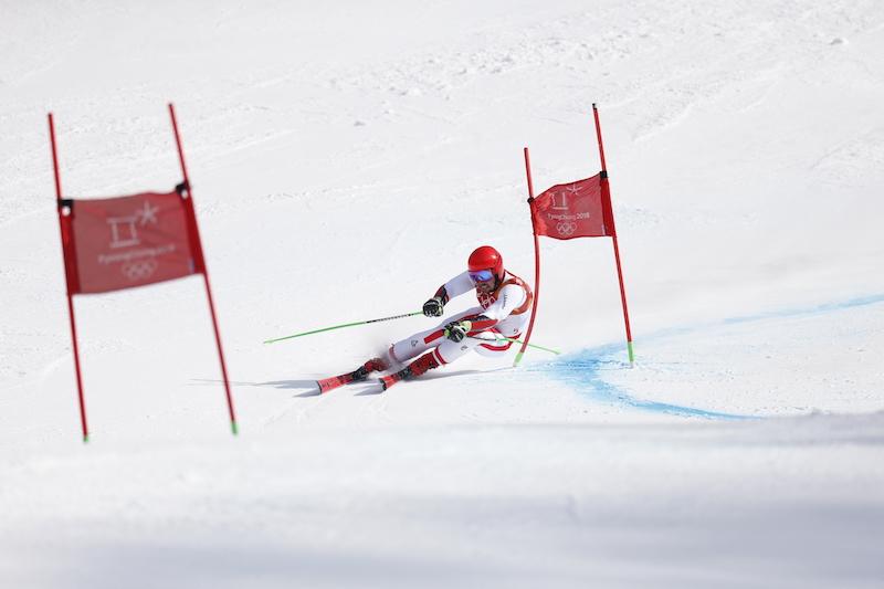 Marcel Hirscher domina la prima manche del gigante di Kranjska Gora