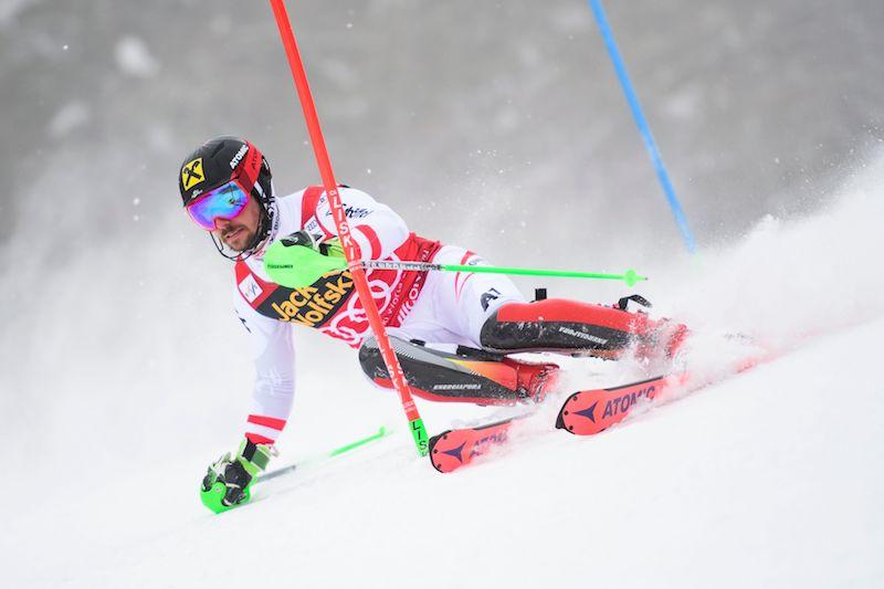 Slalom maschile di Kranjska Gora, seconda manche LIVE!