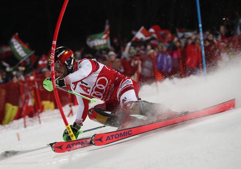 Slalom Schladming Live