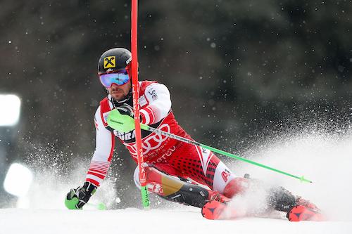 Marcel Hirscher trionfa per la quinta volta nello slalom di Zagabria