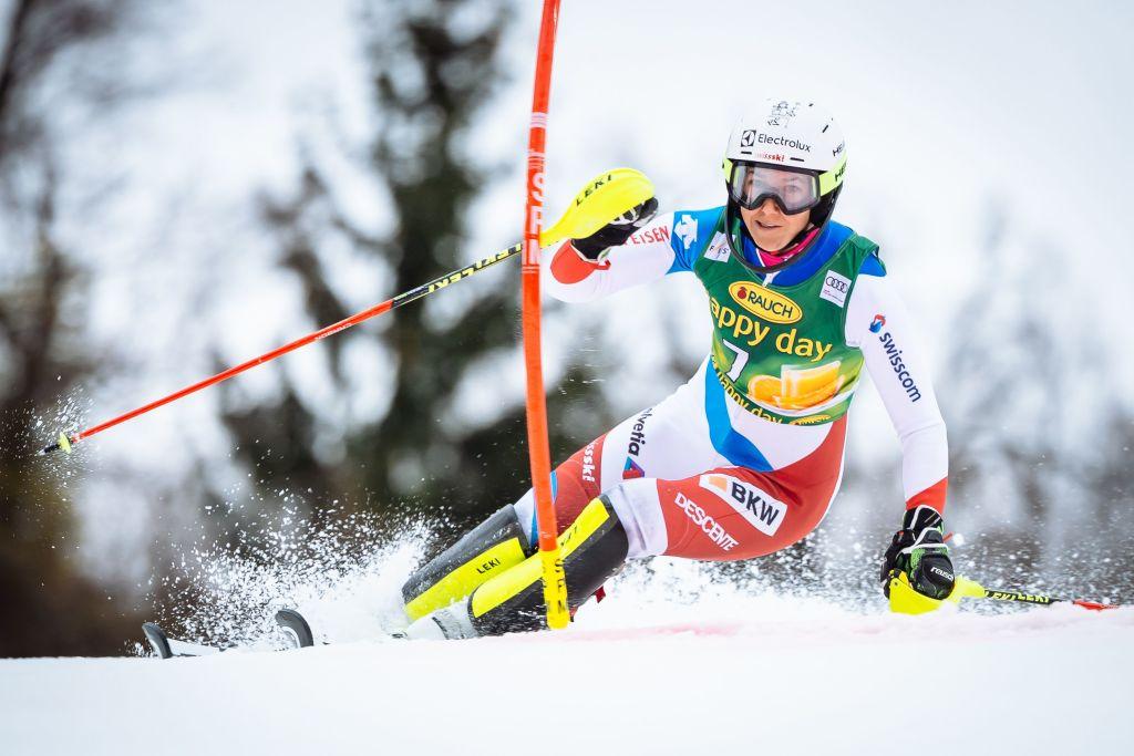 Slalom valido per la combinata femminile dei Mondiali di Are LIVE!