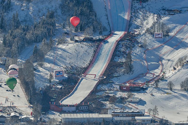 Confermate le gare di Coppa del Mondo di Kitzbühel