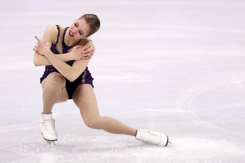 Amaro quarto posto per l'Italia nella gara olimpica a squadre del pattinaggio di figura