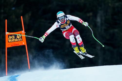 Vincent Kriechmayr il più veloce nell'ultima prova di Bormio