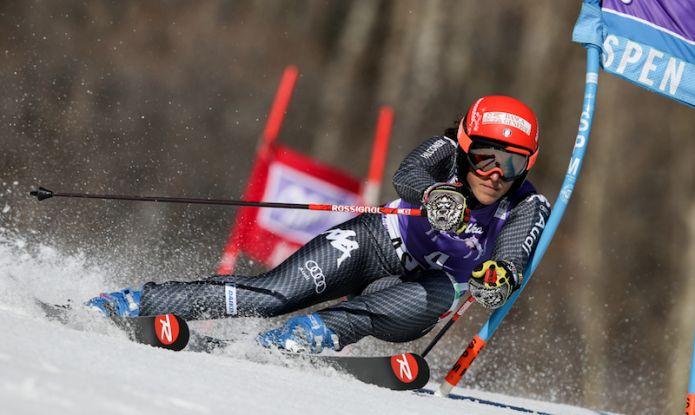 Le squadre azzurre femminili di Coppa del Mondo in Val Senales, Federica Brignone continua le terapie