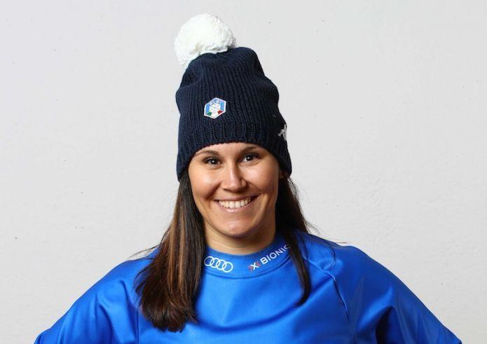 Gli azzurri del parallelo e dello snowboard cross in allenamento allo Stelvio