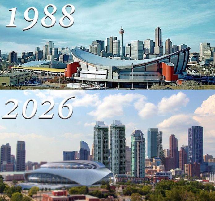 Il comitato olimpico canadese approva all'unanimità la candidatura olimpica di Calgary 2026