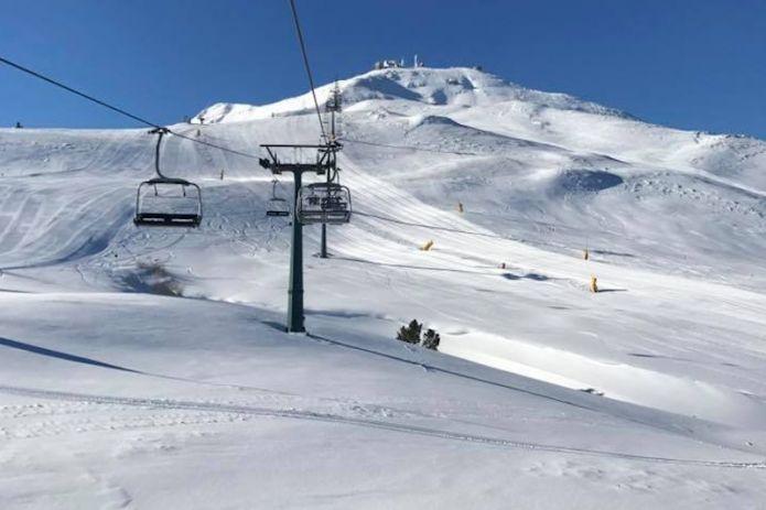 Apertura anticipata della stagione sciistica per Abetone e Monte Cimone