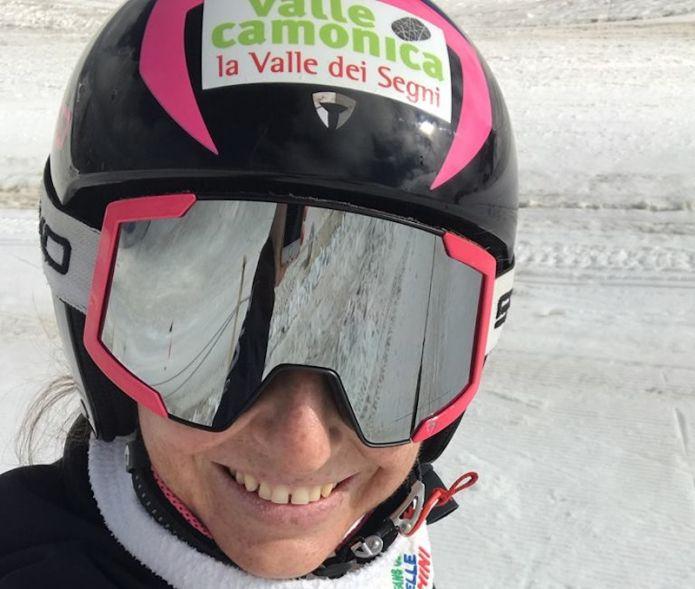 Sul ghiacciaio dello Stelvio si rivede Elena Fanchini!