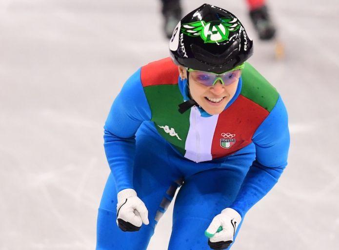 Ottava medaglia olimpica in carriera per Arianna Fontana che è bronzo sui 1000 metri!