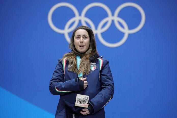 Gazzetta Sports Awards: Sofia Goggia ancora donna sportiva italiana dell'anno!