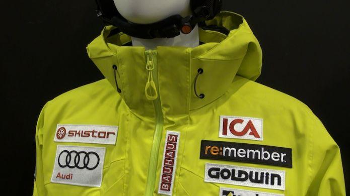 La collezione 2017/18 di Goldwin ottiene l'Ispo Award Outdoor con il G-Titan Jacket
