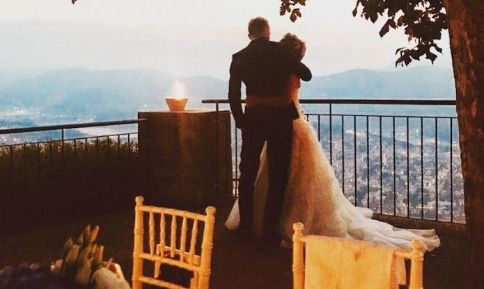 Lara Gut si è sposata con Valon Behrami