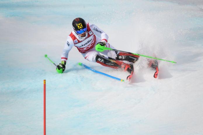 Slalom maschile di Adelboden, seconda manche LIVE!