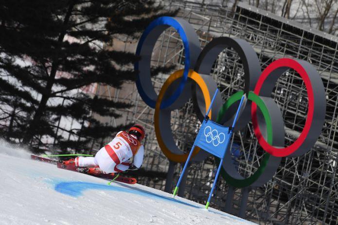 Olimpiadi invernali, Tonetti delude, vince l'austriao Hirscher