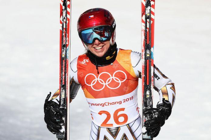 Incredibile ma vero: Ester Ledecká oro nello stellare superG olimpico di Jeongseon!