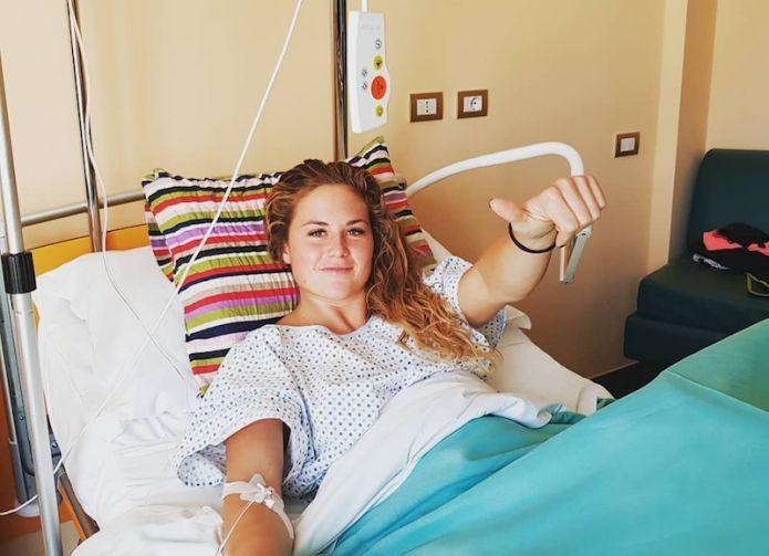 Michela Moioli ferma un mese: 'Tornerò più forte e determinata che mai!'