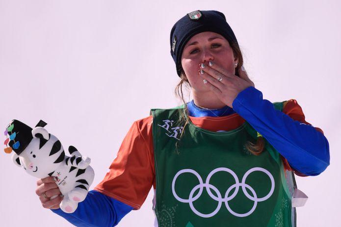 Michela Moioli: 'Sono una ragazza semplice, non mi sento mai la più forte. Ho concluso una scalata lunga quattro anni'