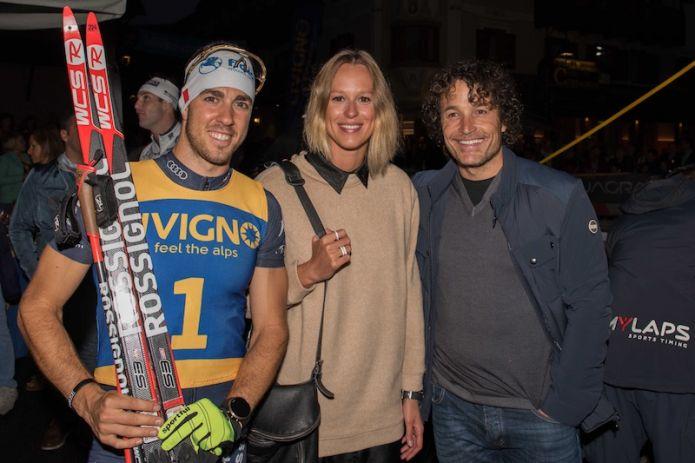 Grande festa a Livigno per il Trofeo delle Contrade coi big azzurri di fondo e biathlon