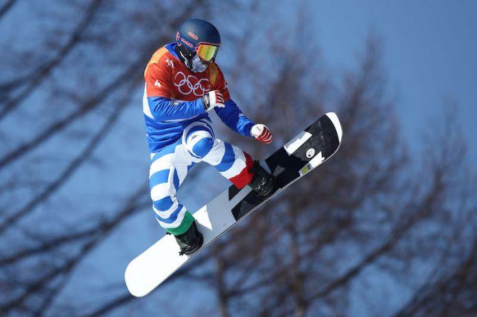 Emanuel Perathoner terzo nello snowboard cross di Coppa del Mondo di La Molina