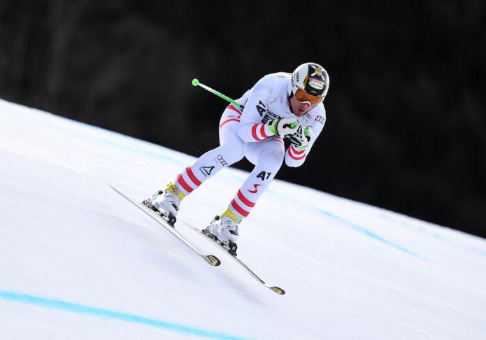 Hannes Reichelt il più veloce nella prima prova di Kvitfjell