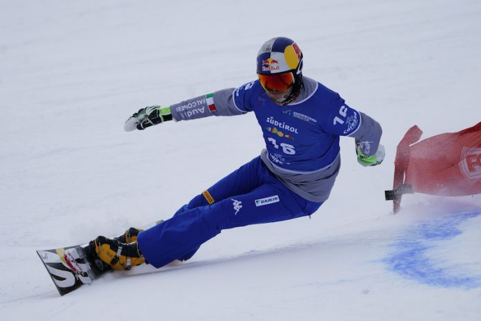 Roland Fischnaller argento nello slalom parallelo dei Mondiali di Park City!