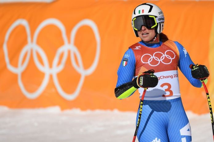 Schnarf: 'Devo accettare il risultato' Brignone: 'Ho fatto il mio' Goggia: 'Stavo sciando come poche volte ho fatto'
