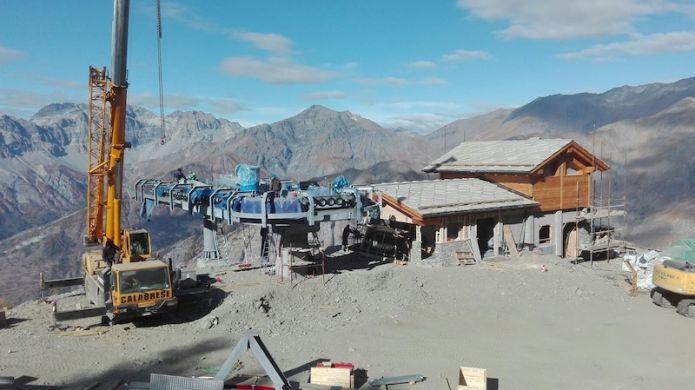 Una nuova seggiovia in arrivo allo Jafferau di Bardonecchia