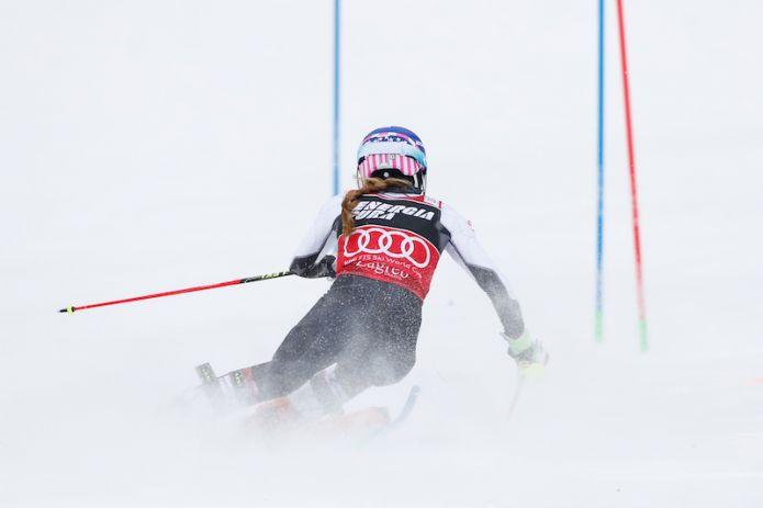 Slalom femminile di Zagabria, seconda manche LIVE!