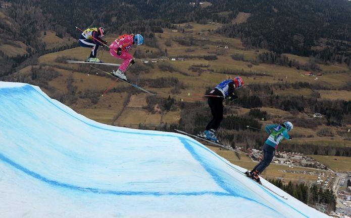 Heidi Zacher e Filip Flisar vincono i primi due ski cross di Coppa del Mondo di San Candido
