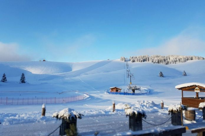 Sull'Altopiano dei Sette Comuni una nuova seggiovia a Larici-Val Formica