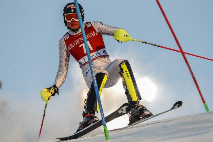 Alex Vinatzer trionfa nel secondo slalom di Levi!