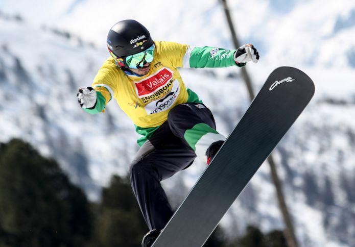 Gli azzurri del parallelo in Val Senales, quelli dello snowboard cross allo Stelvio